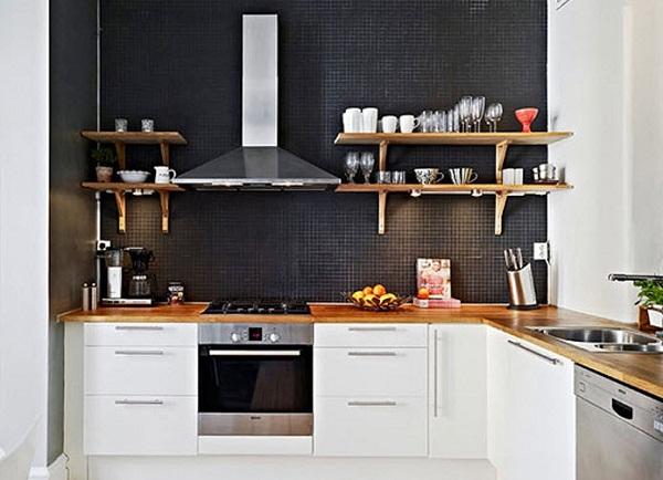 gian nhà bếp